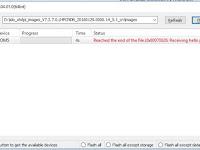 Cara Mengatasi Error Hello Packet Pada MiFlash Saat Flashing Xiaomi