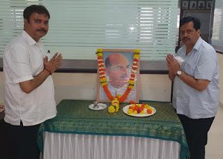 राष्ट्रीय एकता और अखंडता के महानायक रहे डॉ श्यामा प्रसाद मुखर्जी–मंगलप्रभात लोढ़ा    #NayaSaberaNetwork