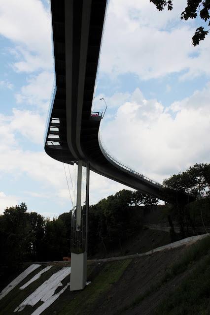 Изгиб моста