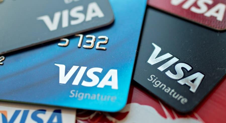 بطاقة فيزا Visa