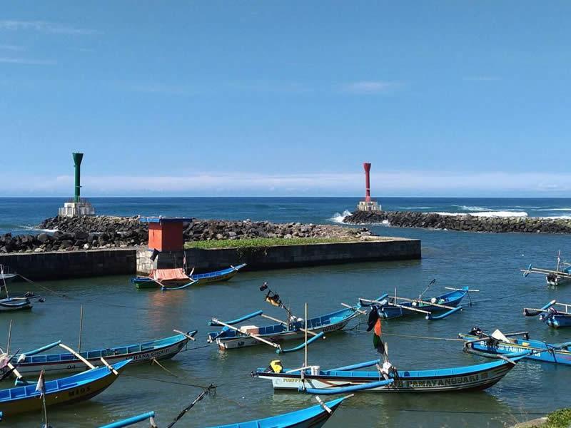 Pantai Pamayangsari Tempat Wisata di Tasikmalaya Terbaru