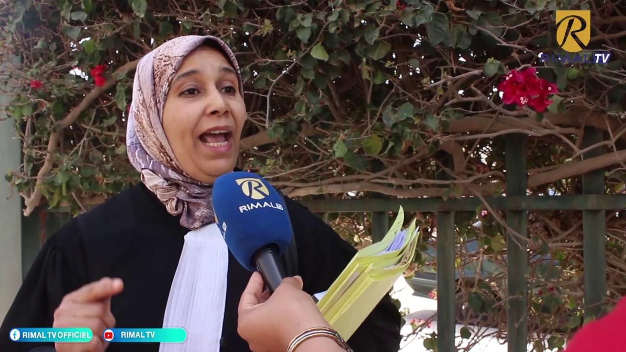 من وسط محكمة الاستئناف بأكادير: الطفلة مريم تصرح لهيئة الدفاع أن أمها من ضربها