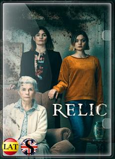 Relic: Herencia Maldita (2020) HD 720P LATINO/INGLES