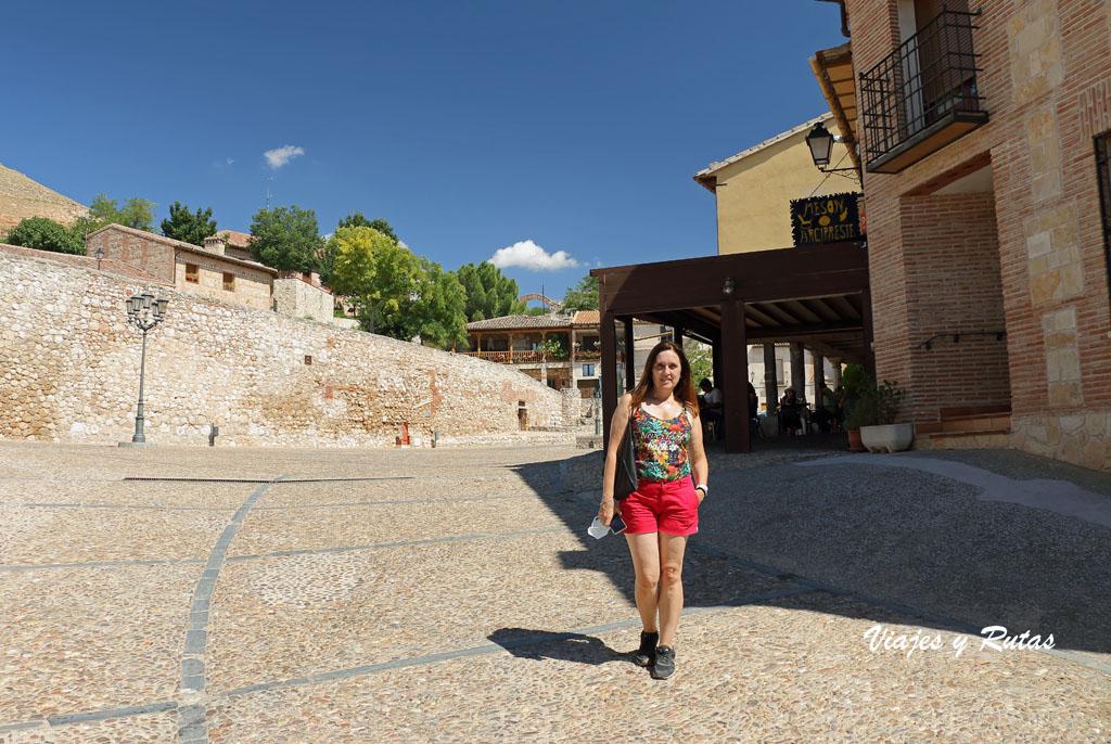 Plaza del arcipreste, Hita