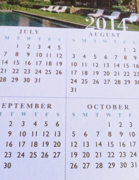 Planning Calendar photo - Sharp Realty