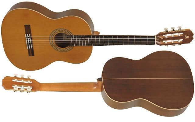 Guitarra española Admira Sevilla