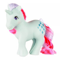My Little Pony Sparkler Basic Fun Classic Series Unicorn Pony