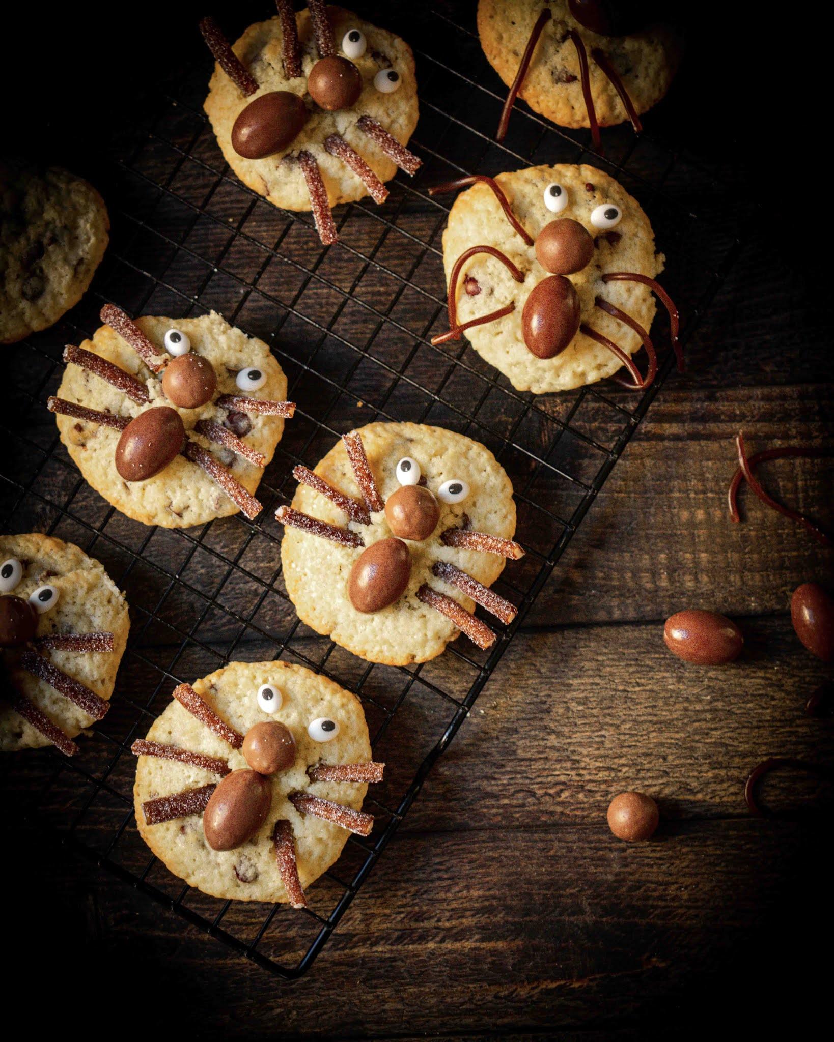 cookies, recettes halloween