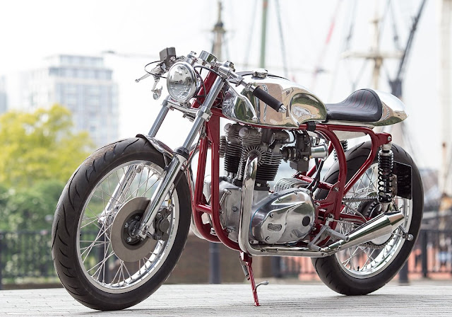 Triton By Foundry Motorcycle Hell Kustom