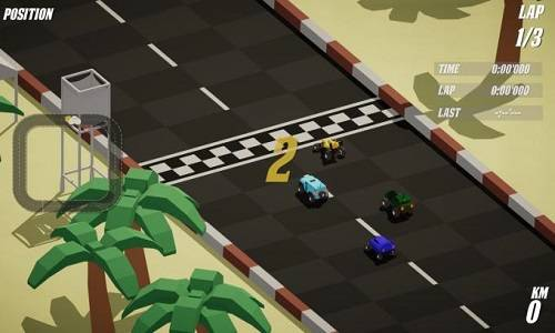 Omega Racers Game Free Download