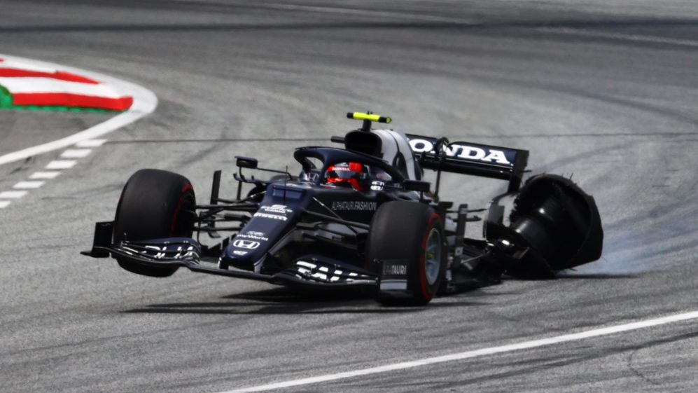 'Não importa se é seu amigo, eu ainda estava chateado' - Gasly no confronto de GP da Estíria com Leclerc