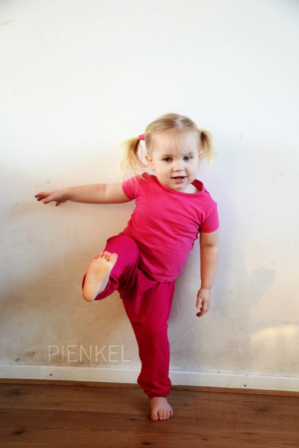 EYMM Freestyle Pants for Bundle Up by Pienkel