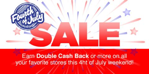 Swagbucks 4th of July Sale