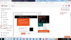 Cara Mengubah Template Blogspot dengan mudah dan cepat