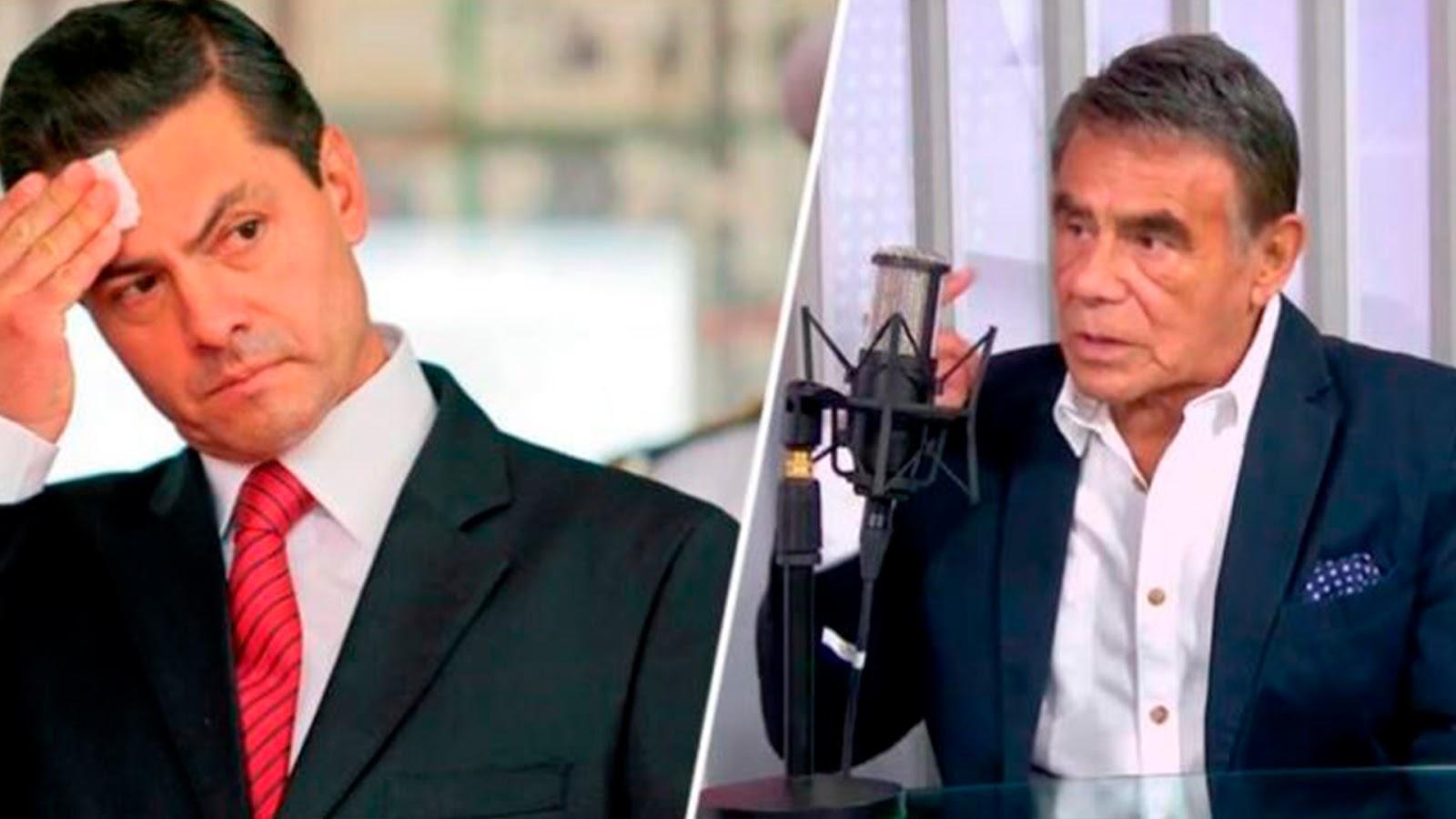 El día que Héctor Suárez recibió amenazas por hablar de Peña Nieto ...