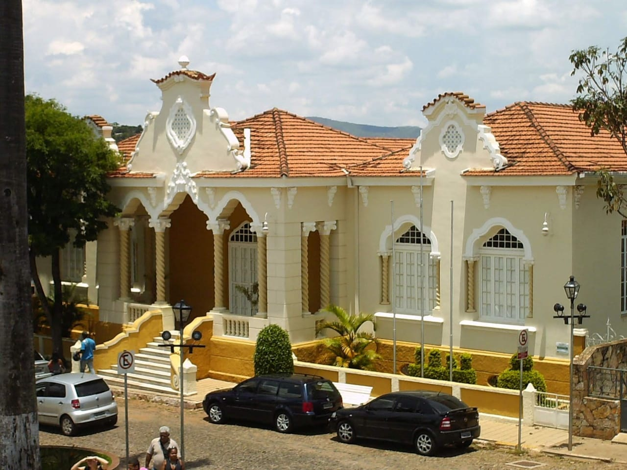 Casario centro histórico de Sabará - o que fazer