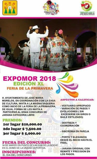 programa expomor 2018