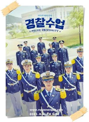 nonton drama police university sub indo pemain drama police university police university sub indo police university jadwal tayang