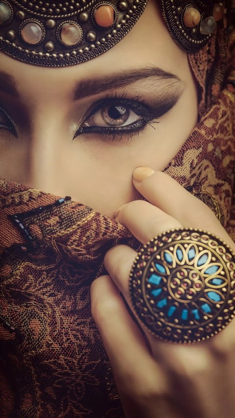 Nét Đẹp Phụ Nữ Ấn Độ