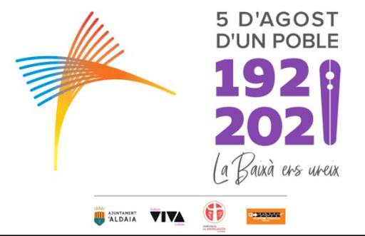 EXPOSICION LA BAIXA 100 ANIVERSARIO 1921-2021