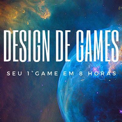 E-book Design de Games - SEU 1° GAME EM 8 HORAS