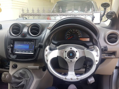 modifikasi audio datsun go