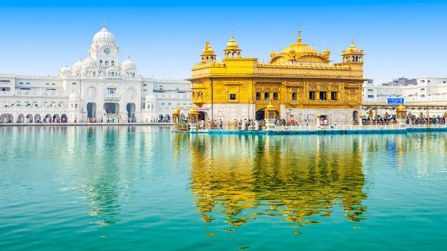 State of Punjab - Map-Culture-capital-Population-Tourism etc,