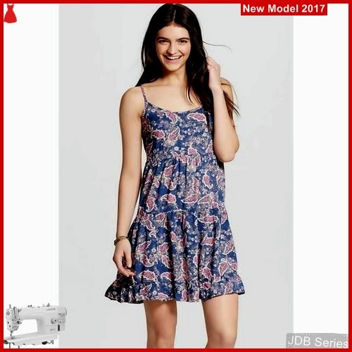 JDB077 FASHION Bestseller Perempuan Sundress BMGS