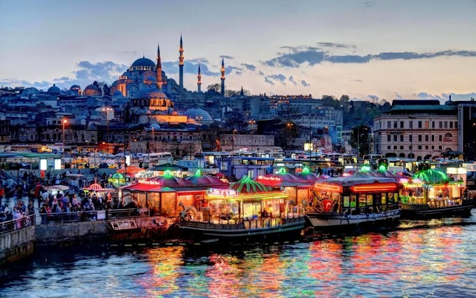 أفضل 5 اماكن سياحية في اسطنبول