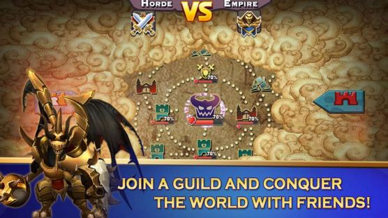 Clash of Lords 2 APK latest version
