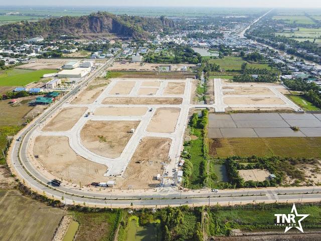 Nhiều dự án đầu tư phát triển biến An Giang thành điểm đến hấp dẫn.