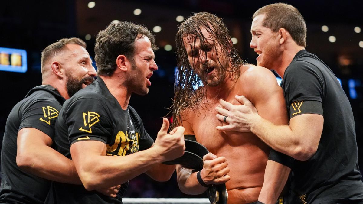 Possíveis planos da WWE para Adam Cole e Kyle O'Reilly