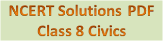 NCERT Solutions for Class 8 Civics