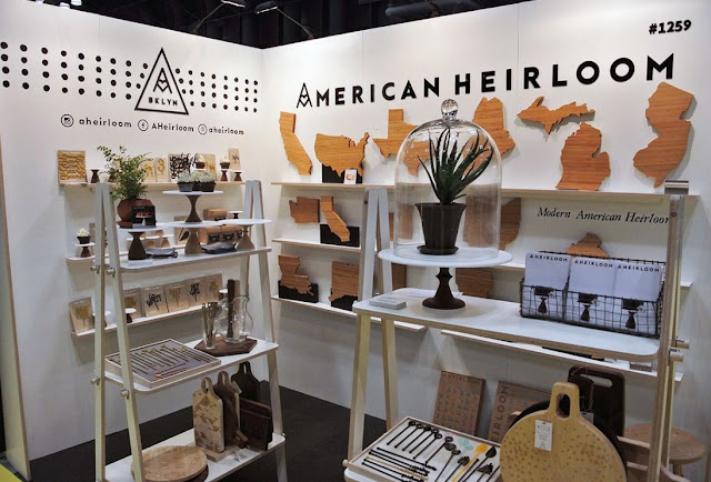 Folding Bookcases Trade Show Booth Ideas