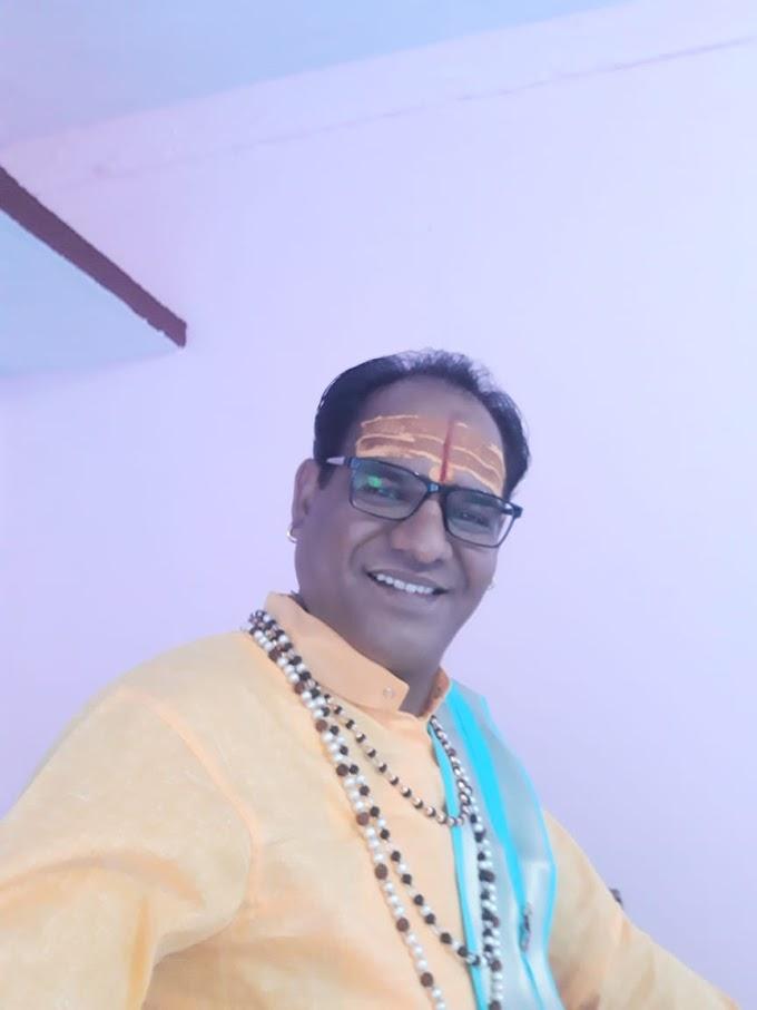 ब्राह्मणों की भी सरकार करें मदद -जय कृष्ण अंथवाल