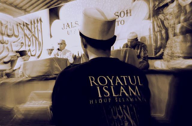 royatul islam HTI