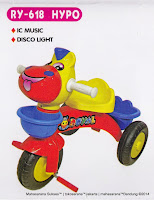 Ride-on Car Royal RY618 Hypo