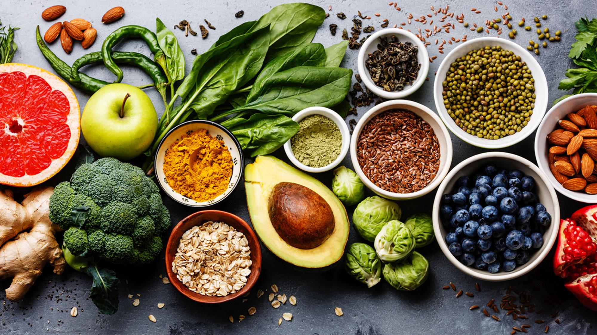 شروط الطعام الصحي ودوره في بناء الجسم