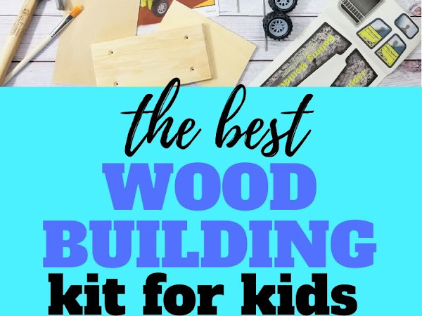 The Best Woodworking Kit for Kids