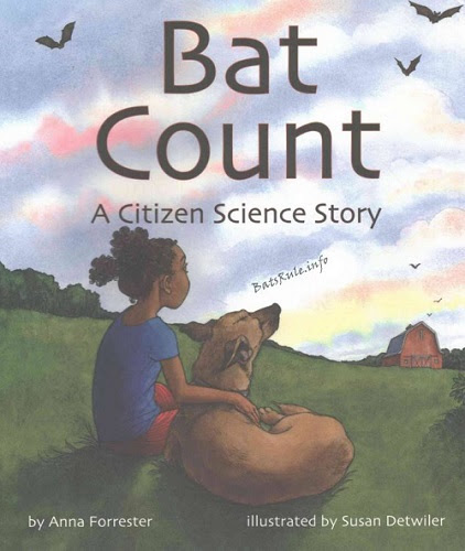 Bat book | Bat Count: A Citizen Science Story