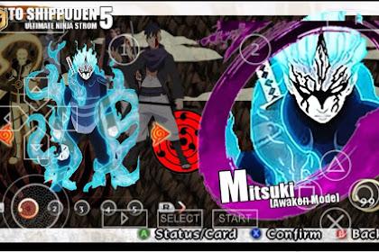 Download Naruto Ninja Impact Mod Ninja Storm 5 ISO PPSSPP