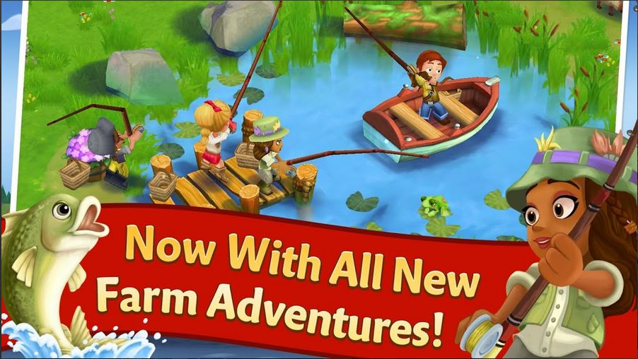 download FarmVille 2 Country Escape Mod Apk 2