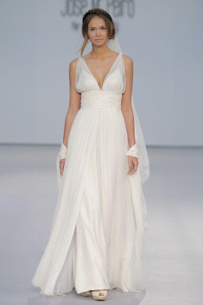 Maravillosos vestidos de novias | Colección Jose Matia Peiró
