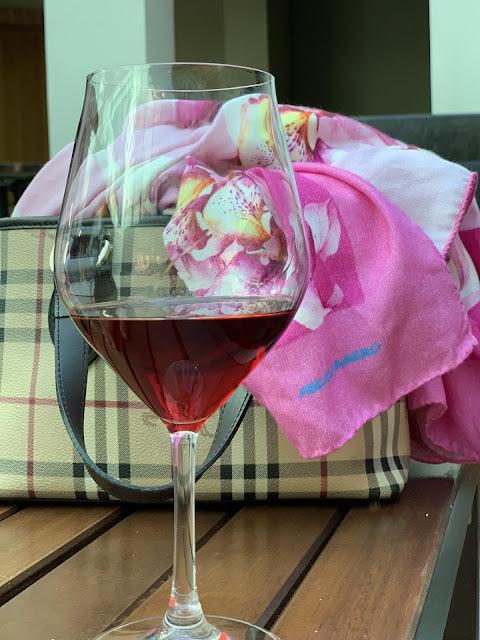 barolo vino vino rosso red wine felicia magno scarf sciarpa felicia magno
