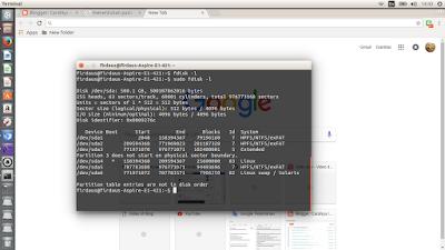 Mengatasi Prompt Initamfs Pada Boot Linux