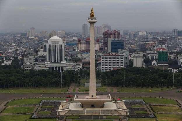 Jokowi Sebutkan Ibu Kota Masih Dalam Kajian