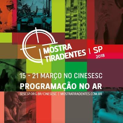 Banner da 6ª Mostra Tiradentes/SP