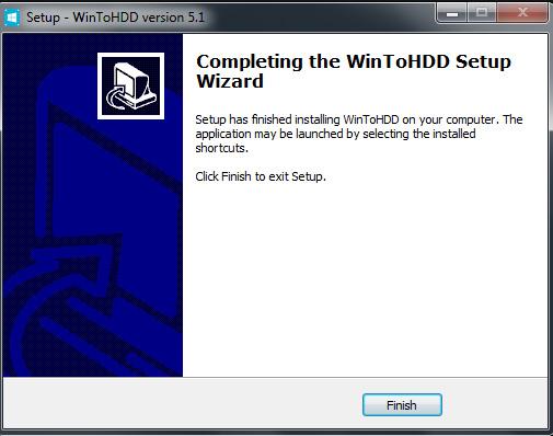 Hướng dẫn cài đặt phần mềm WinToHDD đơn giản g1