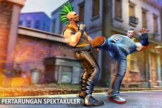 Street Champ Boxing Karate Apk - Free Fighting Games Android