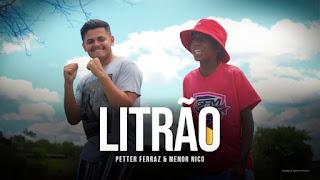 Com 'Amor ou o Litrão', baiano Menor Nico é o artista mais novo a ter o 1º lugar do Spotify Br